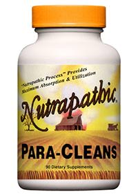 Internal Parasite Treatment Supplements