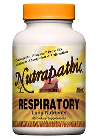 Respiratory & Lung Health Supplements