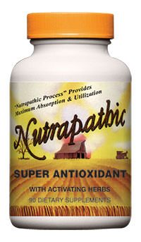 Super Antioxidant Supplements